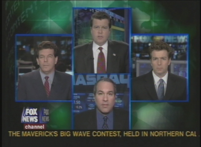 Fox's Allen West Hypes Hoax Of An ISIS Inspired Stabbing ... |Your World With Neil Cavuto 2005